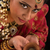 diwali · indio · femenino · retrato - foto stock © szefei
