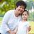 Asian grandparent and grandchild stock photo © szefei