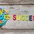 sucesso · colorido · palavras · cartas - foto stock © szefei