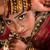 hermosa · jóvenes · indio · mujer · cara - foto stock © szefei