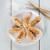 Top view Asian cuisine pan fried dumplings stock photo © szefei