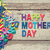 happy mothers day words stock photo © szefei