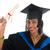 indiai · egyetemi · hallgató · érettségi · boldog · felnőtt · diák - stock fotó © szefei
