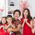 happy asian family reunion at home stock photo © szefei