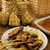 tyúk · rizs · gombóc · hagyományos · étel · ramadán - stock fotó © szefei