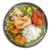 Hint · karışık · pirinç · görmek · tam · uzunlukta · yalıtılmış - stok fotoğraf © szefei