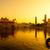 dourado · templo · sikh · água · piscina · arquitetura - foto stock © szefei