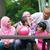 muszlim · család · boldog · délkelet · ázsiai · ül - stock fotó © szefei