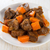 arab · ürü · edény · sárgarépa · tányér · kész - stock fotó © szefei