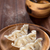 delicious chinese food dumplings stock photo © szefei