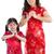 chinês · família · tradicional · bênção · isolado · branco - foto stock © szefei