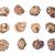 many shiitake mushrooms stock photo © szefei