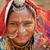 gyönyörű · hagyományos · indiai · nő · jelmez · fedett - stock fotó © szefei