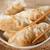 famous asian meal pan fried dumplings stock photo © szefei