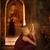 buddhista · kezdő · szerzetes · bent · kolostor · portré - stock fotó © szefei
