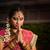 индийской · женщину · молиться · стороны · сложенный · событиях - Сток-фото © szefei