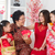 asian family celebrate chinese new year at home stock photo © szefei