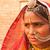 indiai · lány · portré · India · nő · arc - stock fotó © szefei