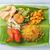 Hint · karışık · pirinç · yemek · masası · balık - stok fotoğraf © szefei
