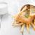 рыбы · чипов · конус · жареный · филе · картофель · фри - Сток-фото © szefei