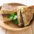 Arap · gıda · ekmek · doldurulmuş · et - stok fotoğraf © szefei