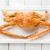 調理済みの · 青 · カニ · 先頭 · 表示 - ストックフォト © szefei