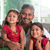 asian · vader · kinderen · shot · familie · kinderen - stockfoto © szefei