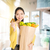 vrouw · betalen · supermarkt · kassa · voedsel - stockfoto © szefei