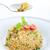 finom · kínai · tojás · sült · rizs · étkezőasztal - stock fotó © szefei