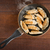 asian food fried dumpling in cooking pan stock photo © szefei