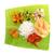 indian banana leaf rice stock photo © szefei