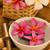 碗 · 水 · 花卉 · 木 · 表面 · 溫泉 - 商業照片 © szefei