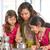 индийской · семьи · приготовления · домой · азиатских · продовольствие - Сток-фото © szefei