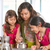 indian · famiglia · cottura · home · asian · alimentare - foto d'archivio © szefei