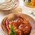 indian · pollo · al · curry · popolare · cucina · indiana · pollo · grano - foto d'archivio © szefei