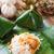 edény · népszerű · hagyományos · étel · banán · levél - stock fotó © szefei