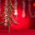 kolorowy · choinka · zamazany · płatki · śniegu · drzewo · streszczenie - zdjęcia stock © szefei