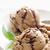Chocolate ice cream stock photo © szefei