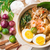 singapore prawn noodles stock photo © szefei