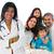 インド · 医療 · 医師 · 患者 · 家族 · 笑みを浮かべて - ストックフォト © szefei