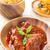 csirkés · curry · indiai · rizs · friss · főtt · edény - stock fotó © szefei