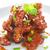 kínai · étel · édes · fanyar · kínai · fehér · tányér - stock fotó © szefei
