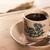 traditional kopitiam style nanyang coffee in vintage mug stock photo © szefei