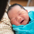 Newborn Asian baby girl and mother stock photo © szefei