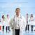 multiracial diversity asian medical team stock photo © szefei