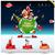 Рождества · Вселенной · подарки · Flying · вокруг · земле - Сток-фото © szsz