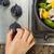Природный · газ · печи · ресторан · кухне · металл · черный - Сток-фото © tab62