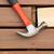 velho · alvenaria · martelo · madeira · horizontal - foto stock © tab62