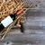 şarap · şişesi · ahşap · kutu · üst · görmek - stok fotoğraf © tab62