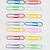 colorido · papel · blanco · alto · 3D - foto stock © tab62